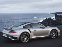 2013 Porsche 911 Turbo S l POSTER | 24 x 36 INCH | muscle car | - $18.99