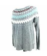 American Rag Juniors Sweater S Small Gray  - $53.46