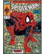 Marvel Spider-Man #1 McFarlane Comic Book Cover Refrigerator Magnet NEW ... - $3.99