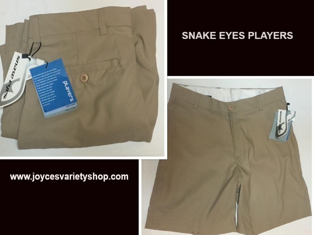 Snake eyes shorts web collage