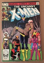 Uncanny X-Men #167 Marvel Comic Book from 1982 VF Condition NEW MUTANTS - $6.29