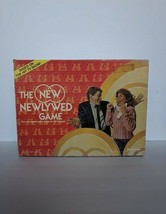 The New Newlywed Game Vintage 1986 Pressman Couples Party Activity Retro 80s - $15.35