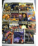 15 Star Trek Deep Space Nine Comics #8, 9, 11, 15-18, 20, 21, 22, 24, 28, Ann #1 - $14.99