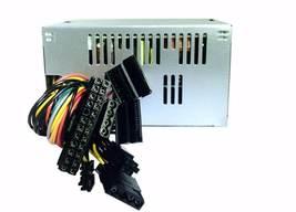 Shark 500 Watt Desktop PC Power Supply - Micro ATX 500W PSU 20+4Pin SATA 12V USA image 3