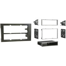 Metra 99-9107B 2002-2008 Audi A4 & S4 Single- or Double-DIN Installation... - $44.51