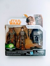 STAR WARS SOLO - MIMBAN CHEWBACCA & HAN SOLO - 2 PACKS NEW SET - $16.82