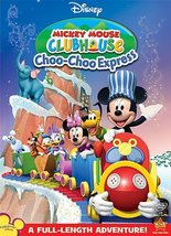 Disney Mickey Mouse Clubhouse: Choo-Choo Express DVD