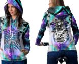 Illuminati all seeing eye hoodie women thumb155 crop