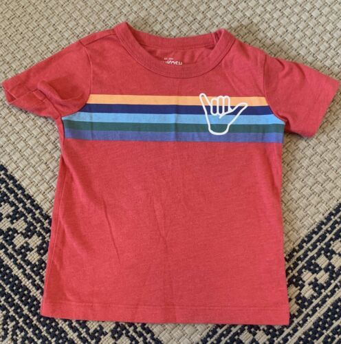 Primary image for Oshkosh Boy's Tshirt Size 18 Months Hang Loose