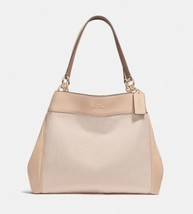 Coach Lexy Leather Shoulder Bag MSRP $375 NWT  - $247.50