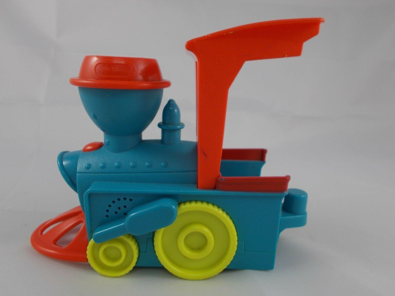 "Little Tikes Little Apple Grove Train Engine Musical 5"" Tall - $4.95"