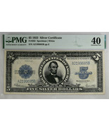 1923 $5 Silver Certificate Fr#282 PMG EF 40 - £1,844.13 GBP