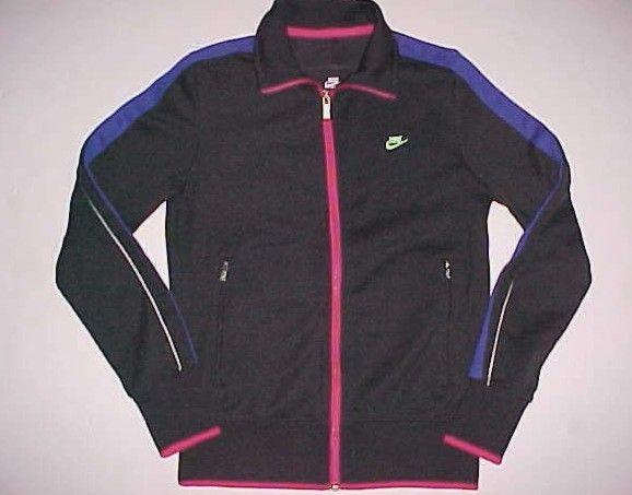 06edc615dd23 Nike Swoosh Women Black Purple Green Logo and 50 similar items