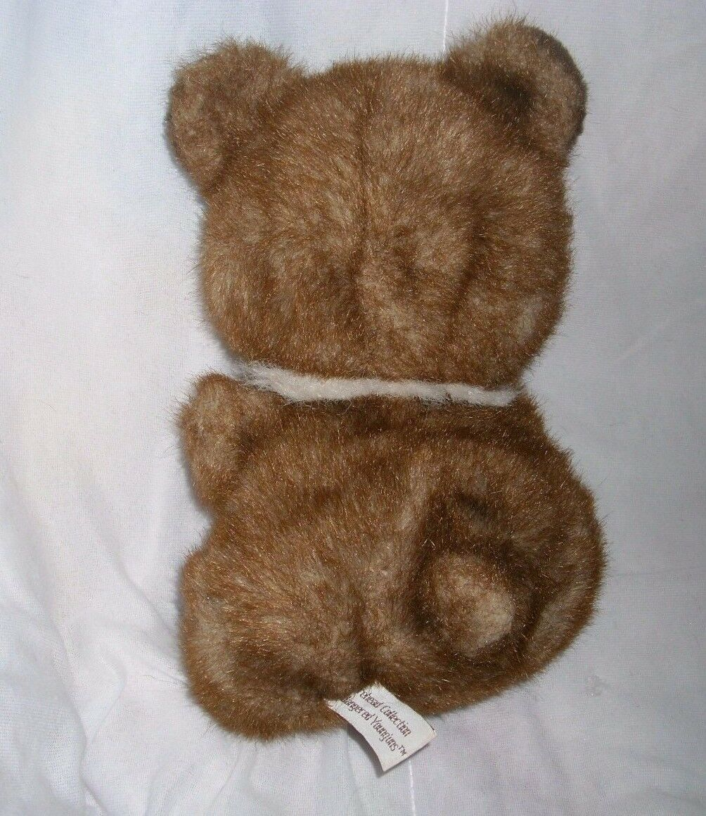 VINTAGE 1997 MOREHEAD ENDANGERED YOUNGINS TEDDY BEAR STUFFED ANIMAL PLUSH TOY image 3