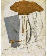 Pablo Picasso - Student with a Pipe - Poster Wall Art Home Decor - $22.99+