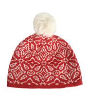 Vera Bradley Cozy Hat in Rosewood Intarsia  - $4.99