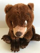 "Disney Store 13"" Brother Bear Koda Plush Bear - $25.23"