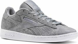 Reebok NPC UK PERFORMANCE Men's Casual Shoes Gray Sneakers Comfort NWT B... - $83.61