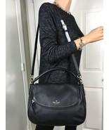 Kate Spade Boerum Place LARGER Devin Leather Convertible Shoulder Bag MINT