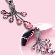 Bling Crystal Diamond Car Key Pendant Keychain for Girls Ladies Women Ke... - $17.04
