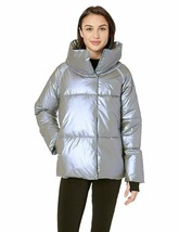 Calvin Klein Women's Puffer with Assymetrical Closure - $140.24+