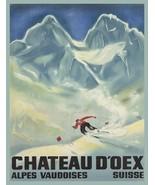 Decoration Poster.French Ski.Home room interior design.Wall art decor.11533 - $10.89+