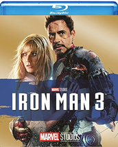 Iron Man 3 [Blu-ray+Digital]