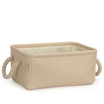 COSYLAND Organizer Bin Storage Basket Cube Shelf Box Large Capacity with... - $15.73