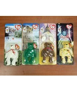 *WITH ERRORS* ty Beanie Babies Ronald McDonald House Full Set of 4 - $976.03