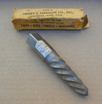 Vintage Henry L. Hanson Ace Screw Extractor Tool Stock No. 52407 & Origi... - $12.99
