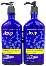 Bath Body Works Aromatherapy Sleep Lavender Chamomile 6.5 oz Body Lotion... - $28.04
