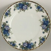 Royal Albert Moonlight Rose Salad plate  - $30.00