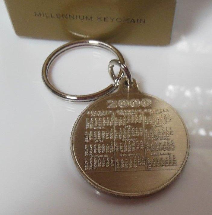 Vintage Avon Millennium Keychain 2000