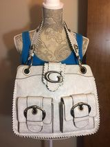 Guess Shania Tote Bag With Matching Purse - $160.00