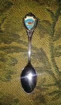 Vintage Souvenir Spoon- North Carolina Cardinal - Aprox 3 1/2 in - $4.95