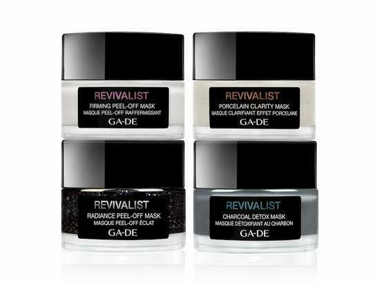 Primary image for GA-DE GADE Trial Revivalist Kit : 4 Special Size Masks (15ml each)