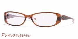 Oakley Women's Frame Pendant OX1024 12-483 Brown Horn Eyeglasses 52mm - $115.43
