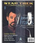 Star Trek Communicator Magazine Official Star Trek Fan Club #112 May/Jun... - $9.00