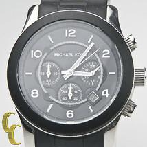 Michael Kors 'Runway' Chronograph Watch 45mm Stainless Steel - $155.93