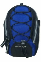 Nintendo DS Carrying Case Black and Blue Mini Backpack - $7.81