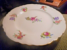 """Homer Laughlin """"Priscilla"""" Pattern Dinnerware Bread Plates 6 1/4"""" - $8.90"""