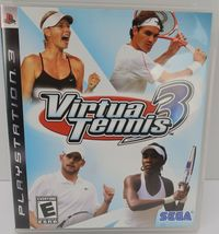 Virtua tennis 3  sony playstation 3  2007  thumb200