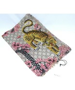 """Gucci Stole Bengal Tiger 140 cm Silk Pink Animal 56"""" inch Scarf - $573.21"""