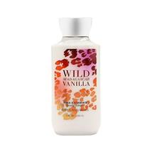 Bath & Body Works Wild Madagascar Vanilla 8.0 Oz Body Lotion, 8.0 Ounce - $11.34
