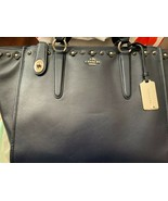 COACH 37400 CROSBY FLORAL RIVETS CARRYALL BAG NWT NW defects - $148.49