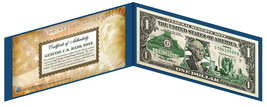 OHIO State $1 Bill *Genuine Legal Tender* U.S. One-Dollar Currency *Green* - $8.86