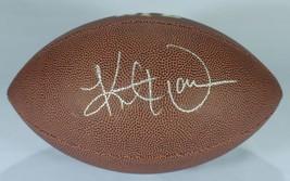 Kurt Warner Signed Full Size Wilson NFL Football JSA Rams Cardinals Giants - $233.74