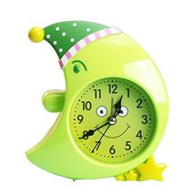 George Jimmy Creative Alarm Clock Fashion Wake Up Alarm Clocks -Moon Random Colo - $22.71