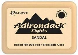 Ranger Adirondack Lights Raised Felt Dye Pad in Sandal