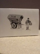 Dept 56 New England Village - Town Tinker, Set of 2 - #5646-4 - Mint - $9.95